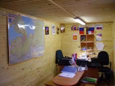 Блок-контейнер под офис